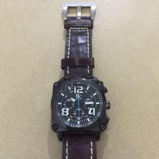 Bench Stainless Steel Watch