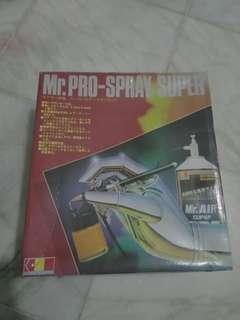 Mr. pro-spray super 噴模型工具