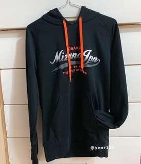 日本購入🌟Mizuno x Osaka 黑色衛衣