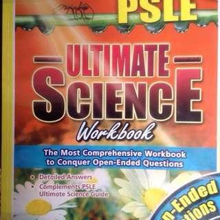 PSLE Ultimate Science Workbook