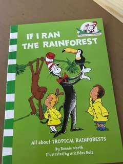 Dr suess rainforest