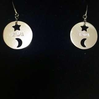 Armani Star&moon Earring 星月耳環