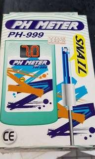 electronic digital pH meter for sale