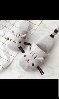 Pre-order Pusheen Cat bathroom slipper