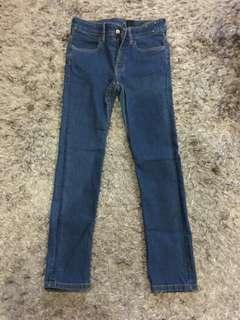 Skinny Fit & Denim Jeans for 8-9Y
