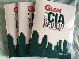 CIA2017 Exam review