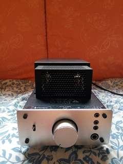 Elekit tu-882r tube amp 膽耳放