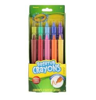 Crayola 沖涼顏色筆
