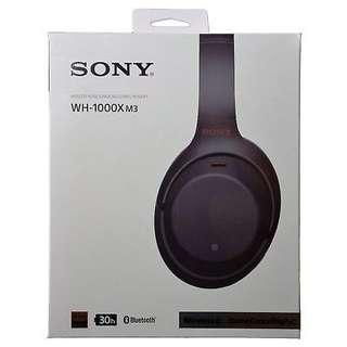 Sony WH-1000XM3 (New & Sealed)