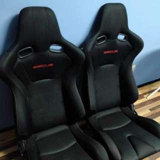 SSCUS Racing Seat Bucket