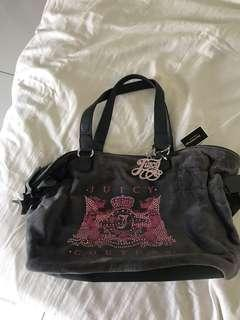Juicy Couture bag with charms