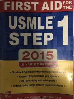 🚚 First Aid for the USMLE Step 1