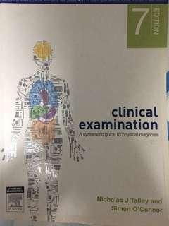 🚚 Talley & O'Connor Clinical Examination