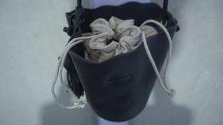 Preloved miniso bucket bag