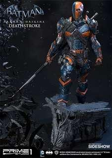 DC Deathstroke Prime 1 Statue Not Sideshow