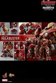 HOT TOYS 1/6 SCALE HULKBUSTER MMS285