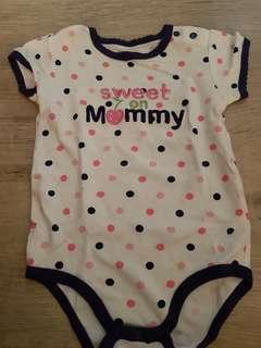 Jumper mom n bab,preloved baju anak