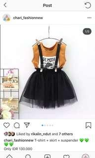 Dress baby stuff importtt