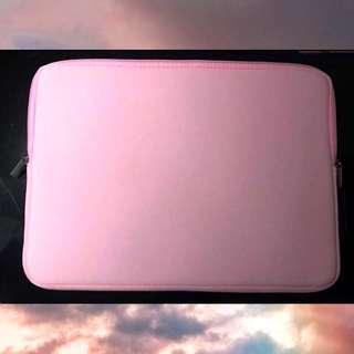 """Pastel Pink Laptop Case 13"""""""