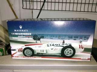 Maserati瑪莎拉蒂典藏模型車1:43