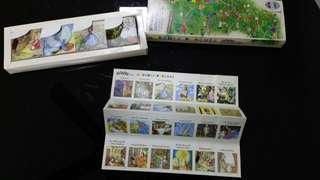 Classical painting story cards