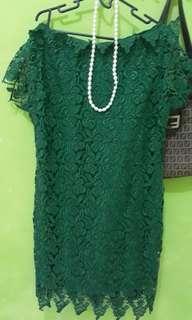 #CNY2019 DRESS BROKAT
