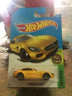 Hot Wheels - 15' Mercedes AMG GT