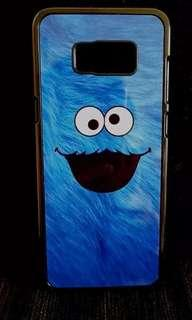 Samsung S8 Plus - Casing (Cookie Monster)