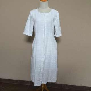 #CNY2019 // BRAND NEW THIS IS APRIL WHITE DRESS