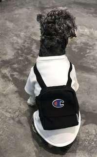 Brand new champion dog jacket