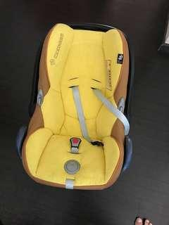 To  bless - car seat