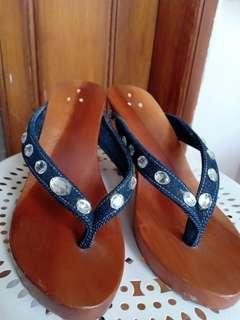 Sandal klompen