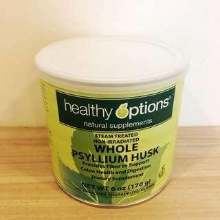 Healthy Options Whole Psyllium Husk