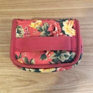 Floral Oil Bag