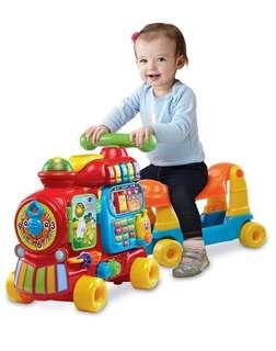 Free Delivery Brand New VTech Sit-to-Stand Ultimate Alphabet Train (for 1 to 3 years)