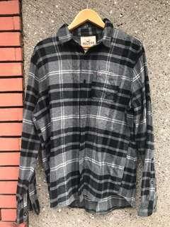 Hollister Plaid Buttondown Shirt