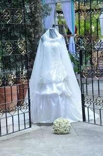 Wedding Gown & Coat/Slacks