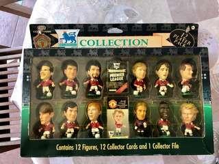 Manchester United 2001 COLLECTION F.C Premier League