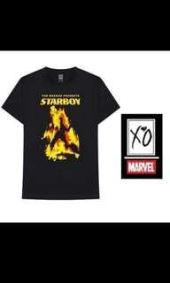 XO Marvel Tshirt Brand New