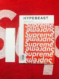 HYPEBEAST Magazine Issue 5 - The Process Issue