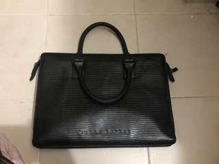 Braun Buffel slim briefcase