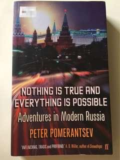 Adventures in modern Russia