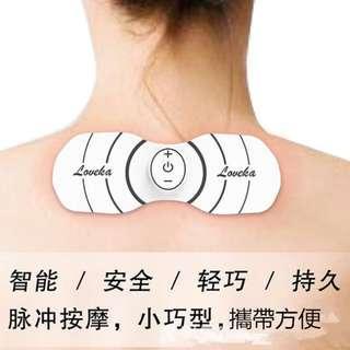 🚚 多功能頸部腿部訓練器腹部貼腹肌訓練收腹機懶人健身腹部肌訓練痠痛舒緩器.疲勞按摩儀/按摩便利貼