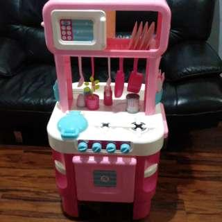 Elc little cook kitchen