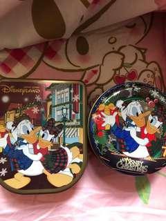 迪士尼收納罐