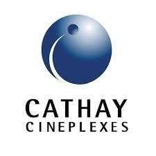 $9.50 Cathay Movie Tickets