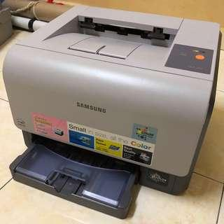 Samsung Color Laser Printer CLP300