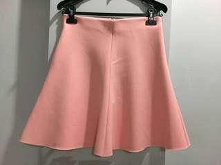 ZARA WOMAN Flare Skirt #CNY2019