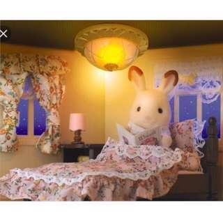 🚚 BNIB Epoch Sylvanian Families - Furniture: Room Light Set
