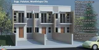 Muntinlupa, Townhouse (On going Construction)